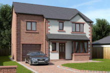 Cumbrian Homes new build home holiday safety