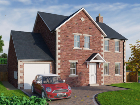 Cumbrian Homes New Build House