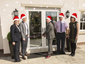 Christmas opening times for Cumbrian Homes